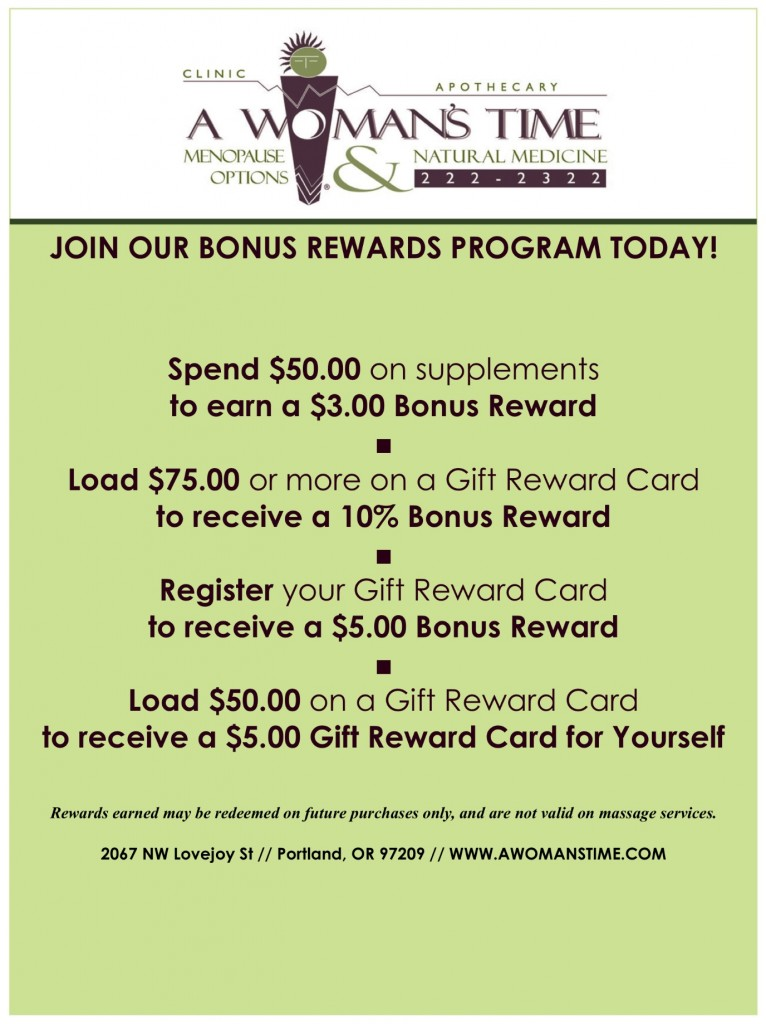 AWT Rewards Program